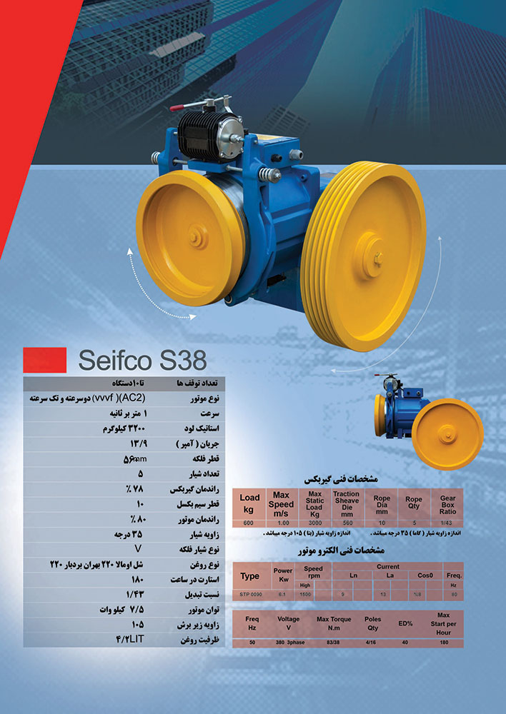 Seifco S38
